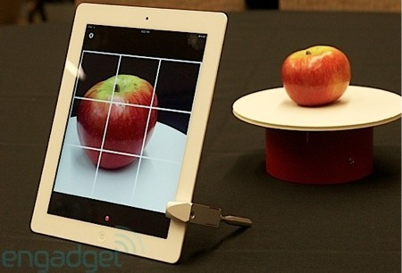 New Ios App Allows Anyone To Make 3d Model From Real Object
