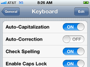 How To Stop Auto-Correct on your IPhone or iPad