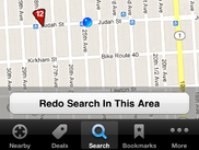 Yelp for iPhone