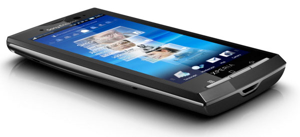 Sony Xperia X10