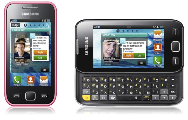 New Samsung Wave 5330 Mobile Prices with Specification
