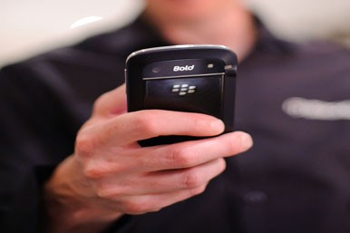 6. Blackberry