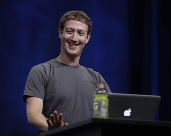 9 Mark Zuckerberg, founder of Facebook