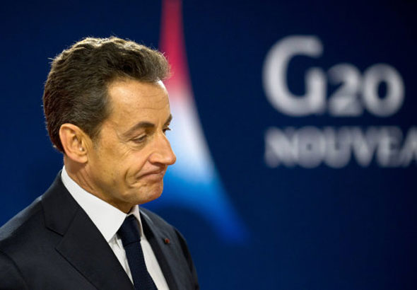 13 Nicolas Sarkozy, President of France