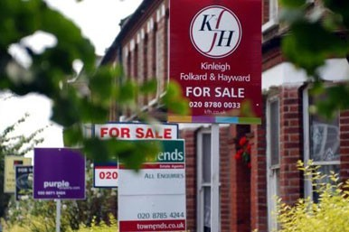 House asking prices reach new high