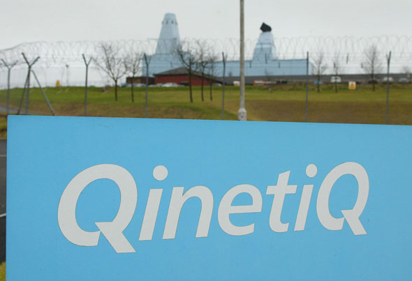 3. Taxpayer vs Carlyle Group - QinetiQ