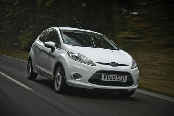 Supermini: Ford Fiesta 1.25i Edge