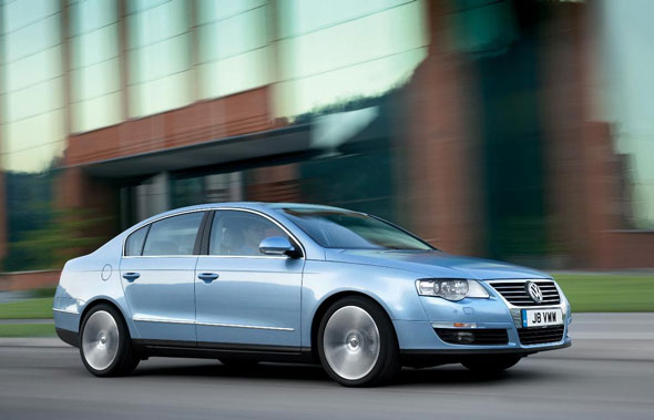 Family car: VW Passat 1.6 TDI 105 S