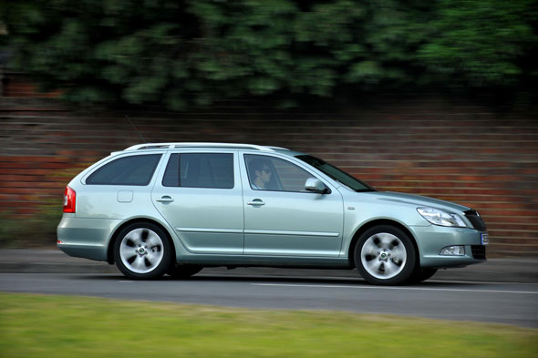 Small family car: Skoda Octavia 1.4s