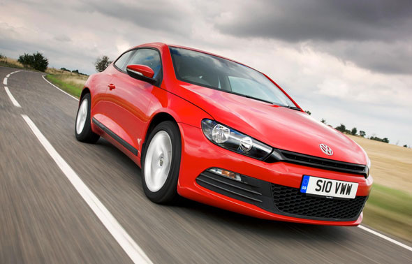 Coupe: VW Scirocco 1.4 TSI 122