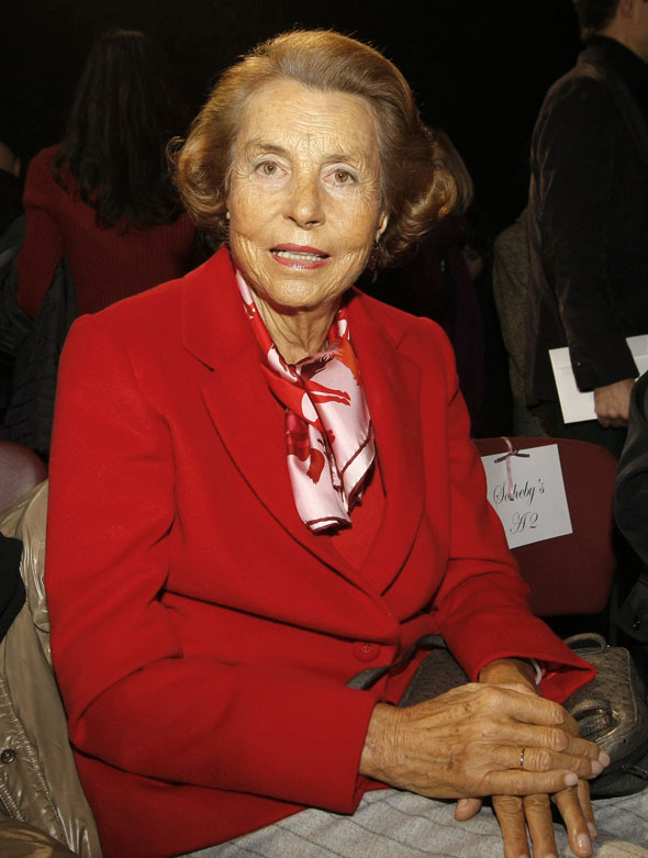 2 Liliane Bettencourt