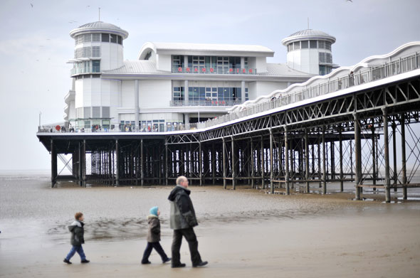 9. Weston-super-Mare