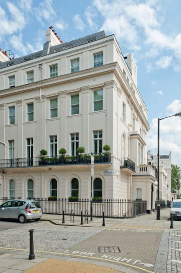 Eaton Square, London SW1W