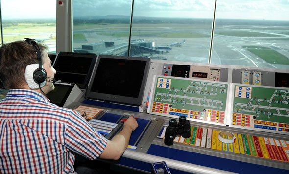 6. Air traffic controllers