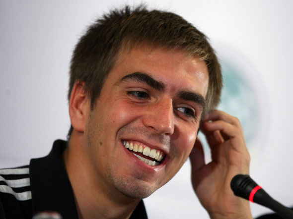 10. Philipp Lahm