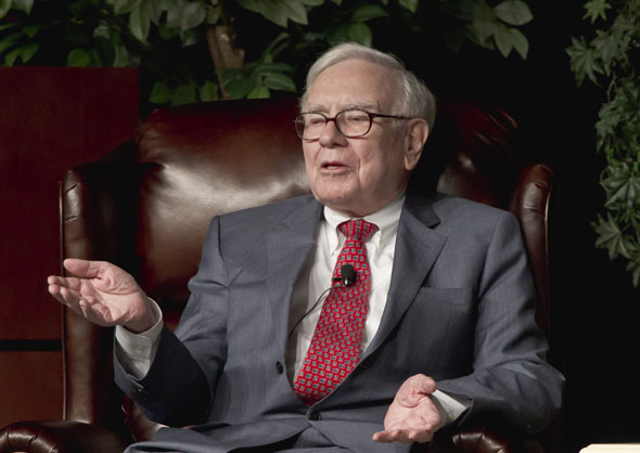 3. Warren Buffett