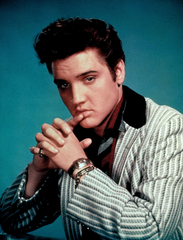 2. Elvis Presley