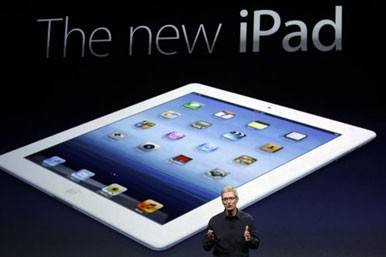 New iPad