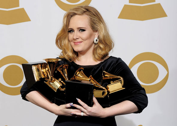 1. Adele