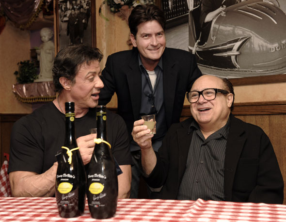 9. Danny DeVito's Limoncello