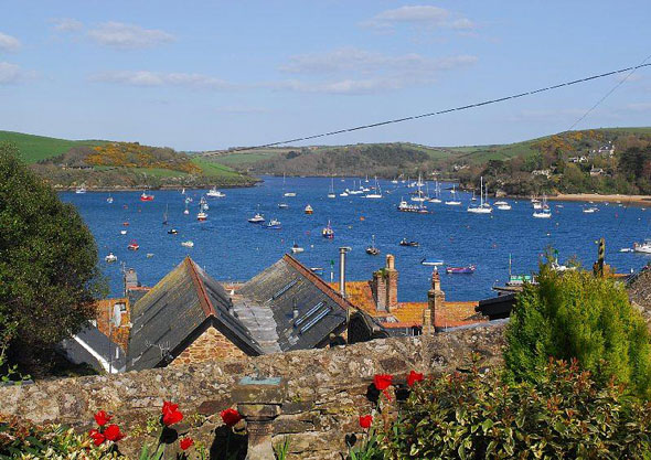 Robinsons Row, Salcombe TQ8