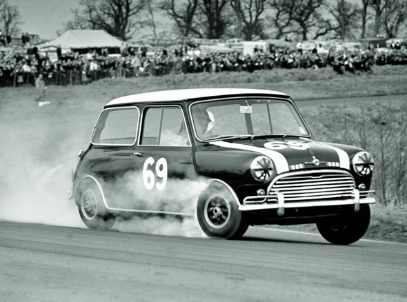 2. Mini Cooper