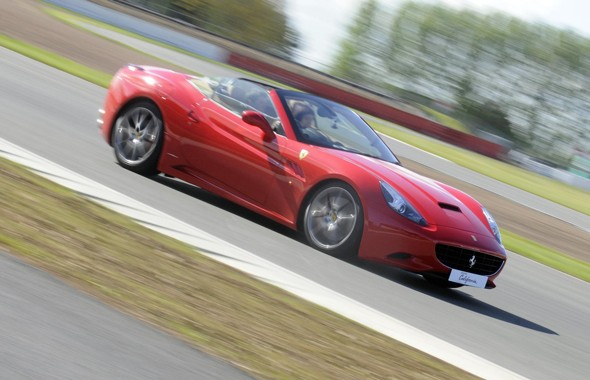 6. Ferrari California