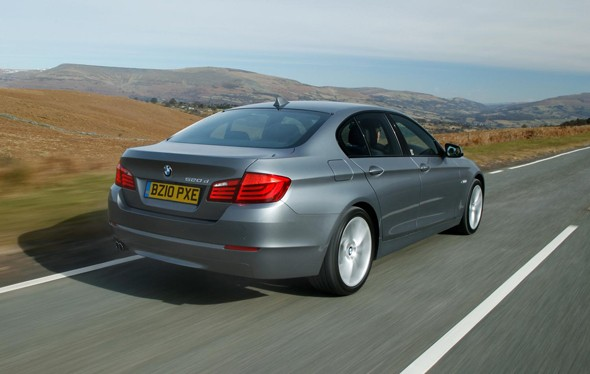 4. BMW 5-Series