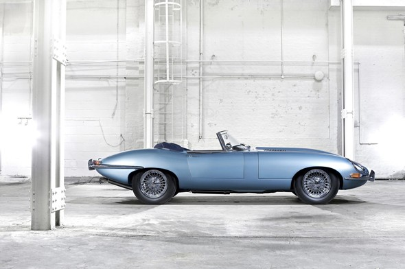1. Jaguar E-type