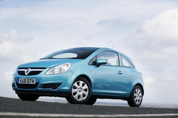 6. Vauxhall Corsa