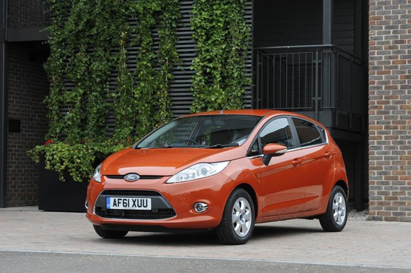 10. Ford Fiesta