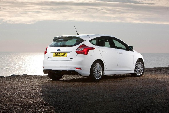 2. Ford Focus