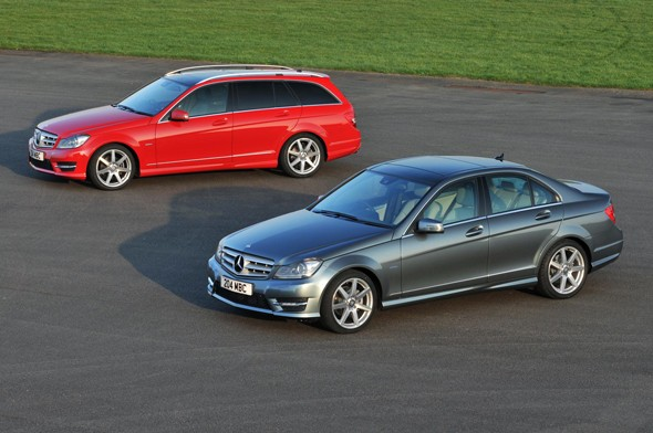 9. Mercedes C Class
