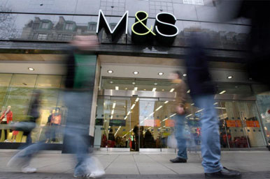 M&amp;S store