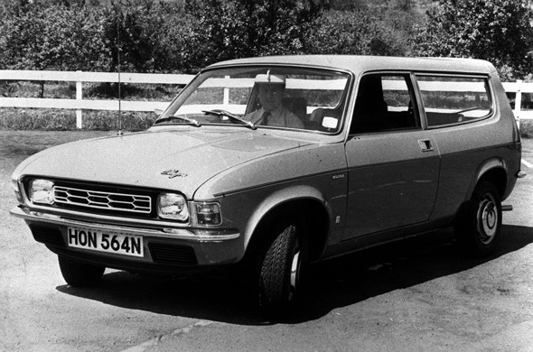 10. Austin Allegro