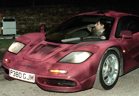 7/8. McLaren F1
