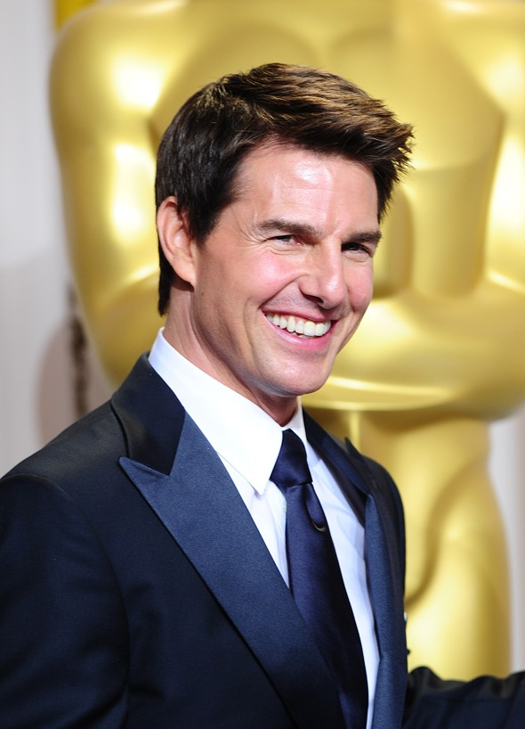 9. Tom Cruise