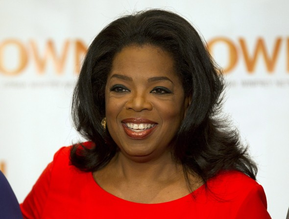 2. Oprah Winfrey