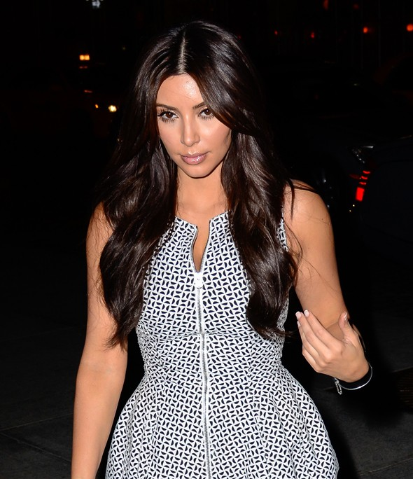 7. Kim Kardashian
