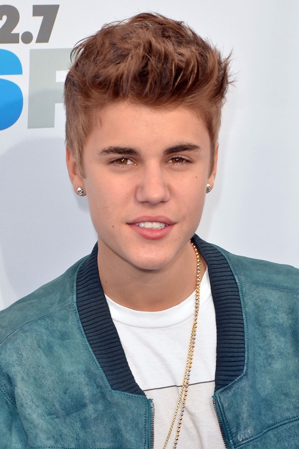 3. Justin Bieber