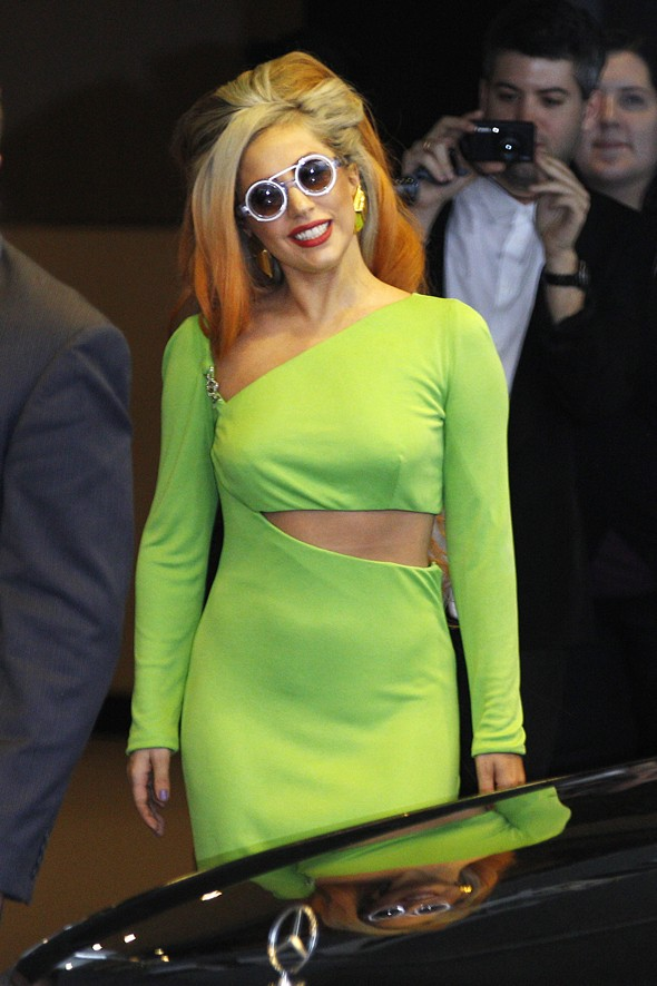 5. Lady Gaga