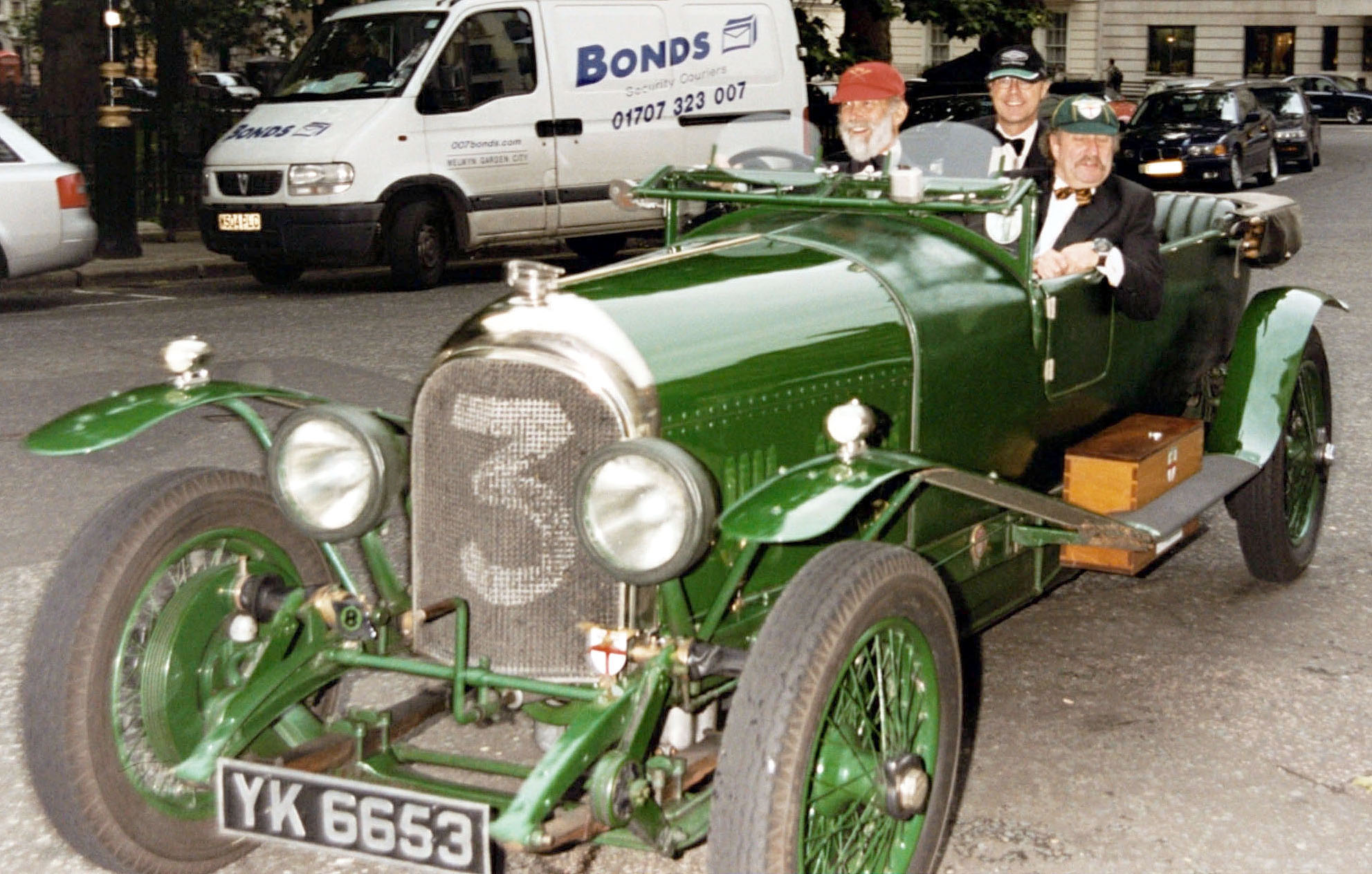 9. Bentley 4.5 Litre