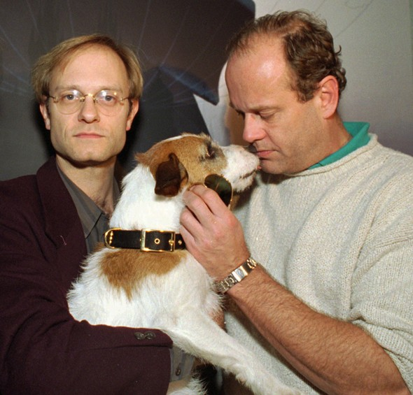 3. Moose AKA Eddie from Frasier