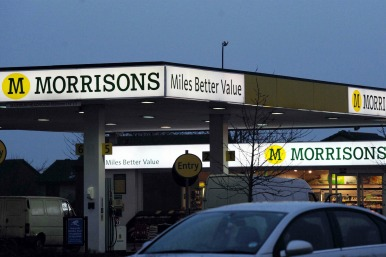 Morrisons garage