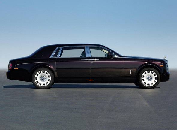 4. Rolls-Royce Phantom