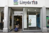 Lloyds shares pass break-even price
