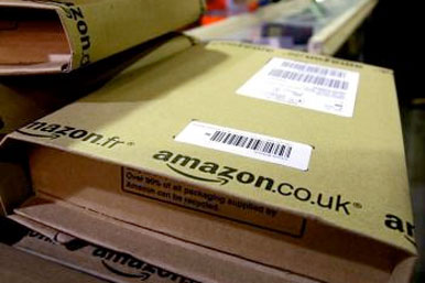 Amazon parcels