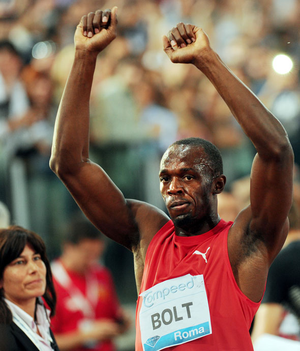 5. Usain Bolt