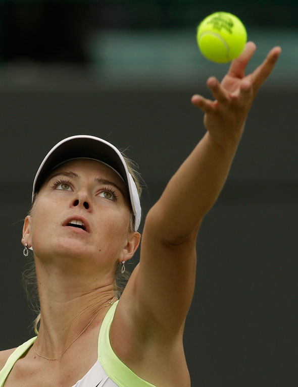 4. Maria Sharapova