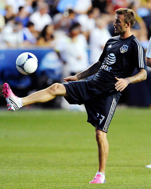 6. David Beckham